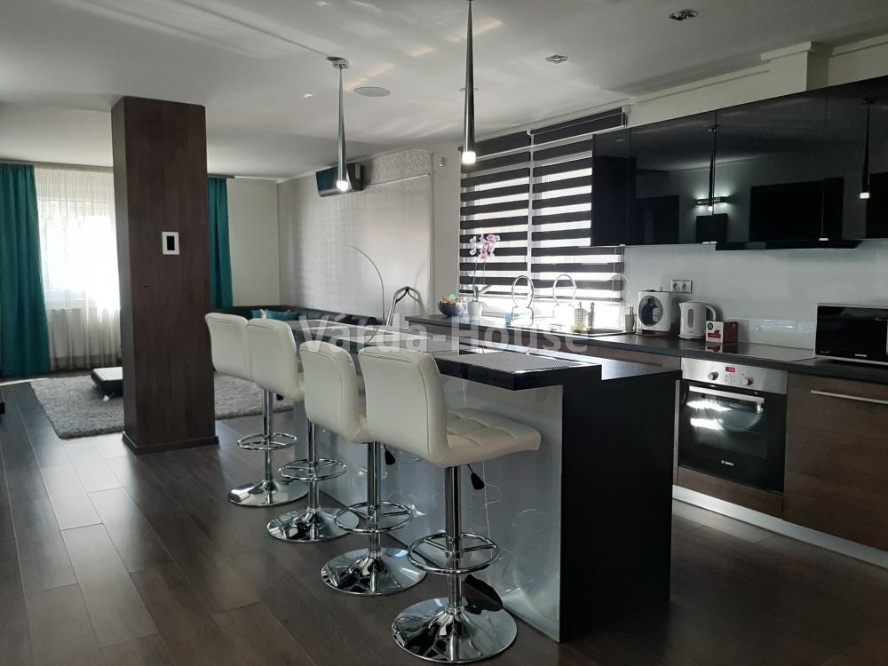 Kisvárda, felújított  lakás eladó